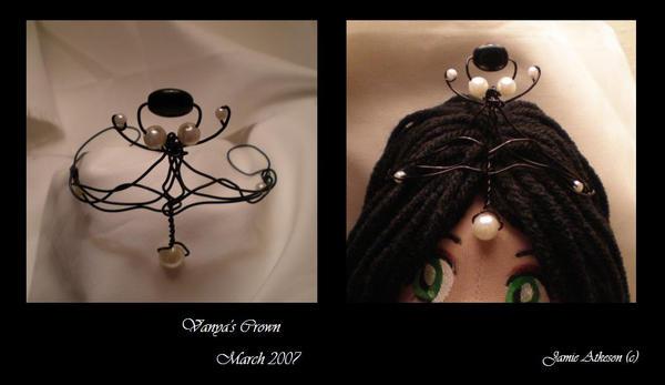 Vanya's Crown by LadyJamie