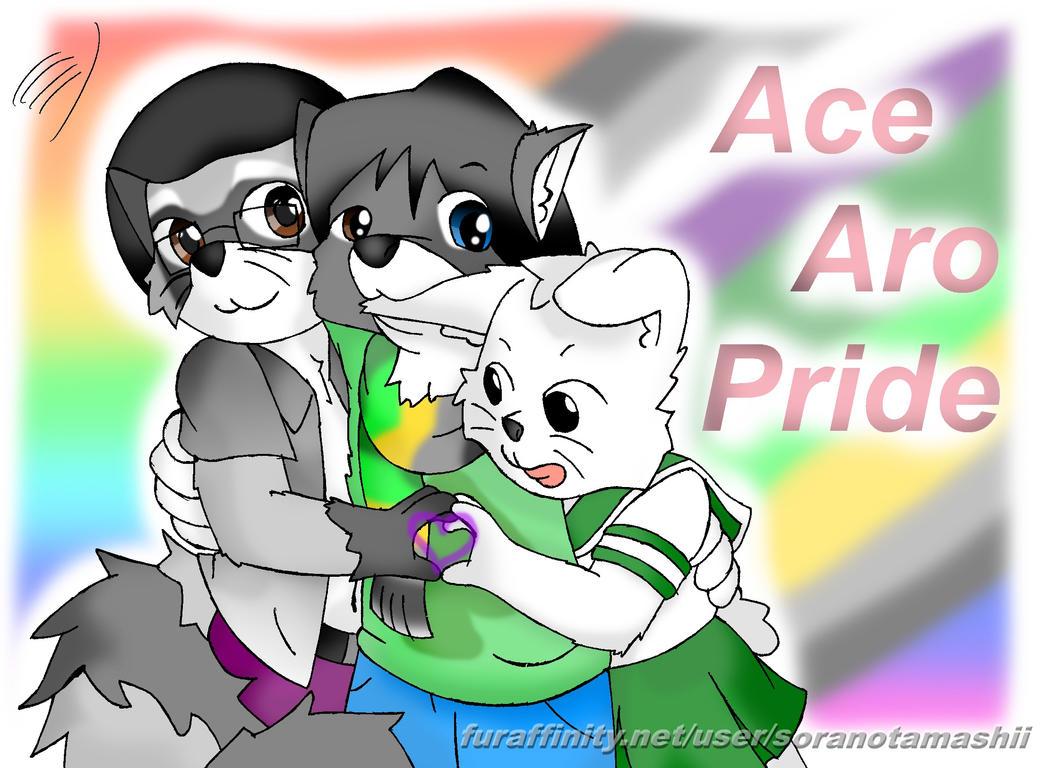 Pride Month by soranotamashii