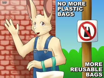 No More Single Use Plastic
