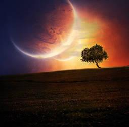Tree of life by midrevv