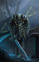 Ice knight by jwm2