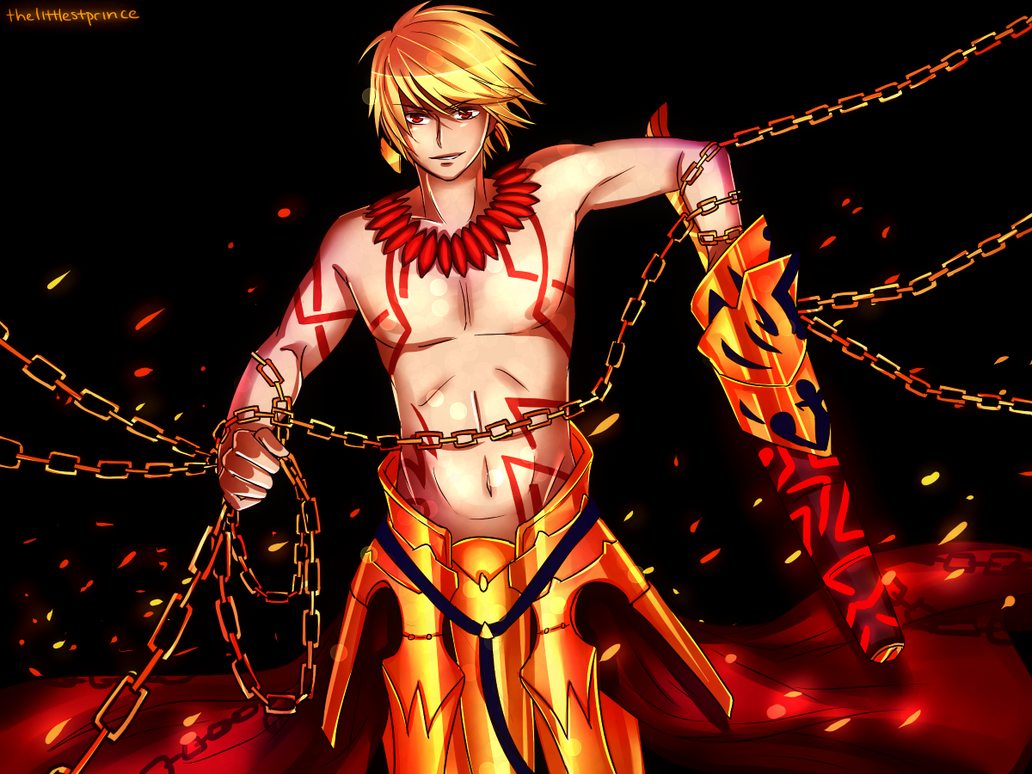 king of heroes by kurokuni on deviantart