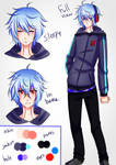 Lux Character Sheet (Tower of God OC)