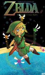 Fan Made Zelda: Healing the Great Fairy by TwilightSwordLink