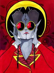 Vampire by Tsilghaah