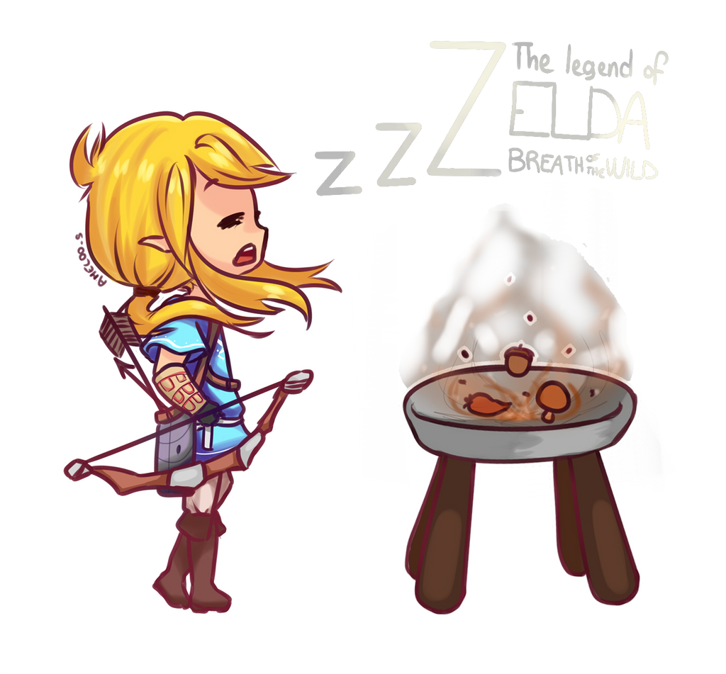 how to cook in breath of wild