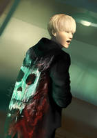 Fanart BTS Min Yoongi - Agust D by ameloodrawing-s