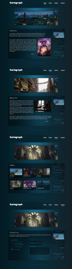 Kariegraph webdesign