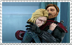 Obitine Hug Stamp by PurpleWillowTrees