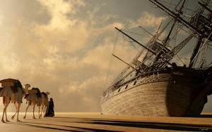 Ships of the Desert II
