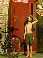 Summer Bike Ride by Conlaodh