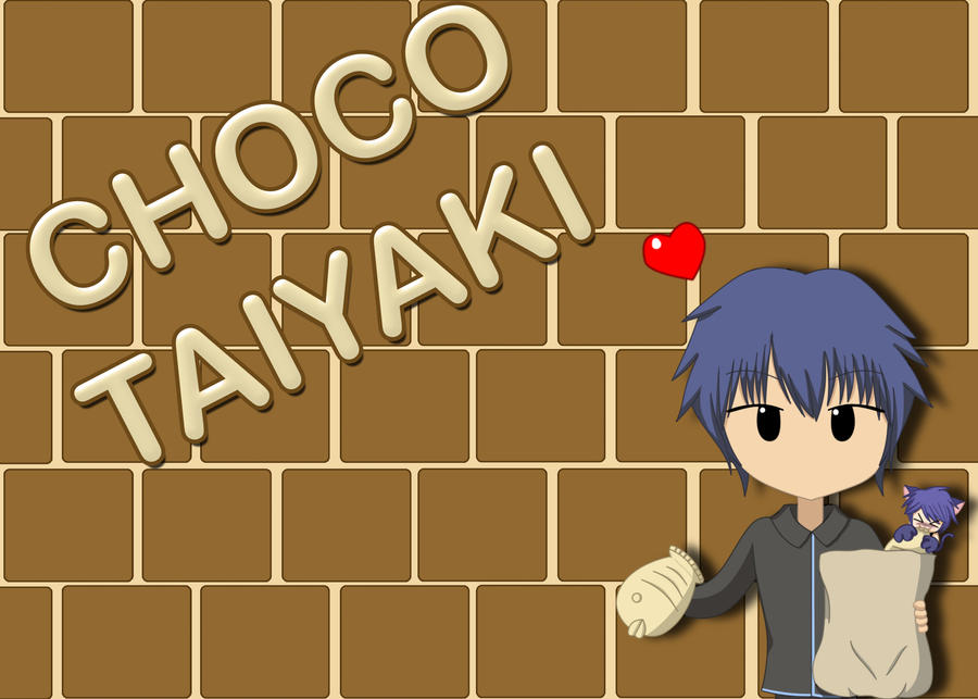 fan fics la frialdad puede ser amor? - Página 2 Ikuto__s_Choco_Taiyaki_by_dimensioncr8r