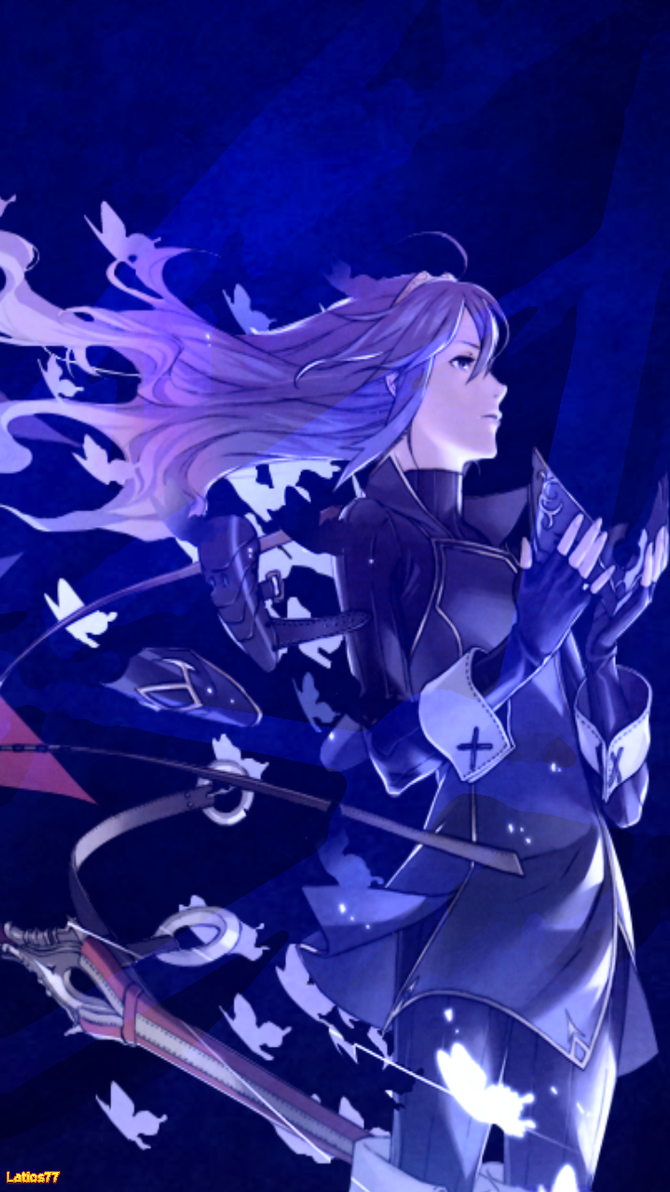 Lucina Fire Emblem Wallpaper Fire Emblem Lucina Iphone