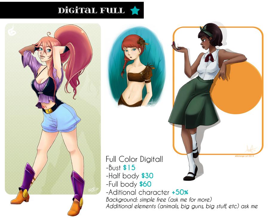 Digital FULL by SoLaNgE-scf
