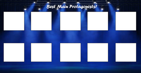 Best Main Protagonists