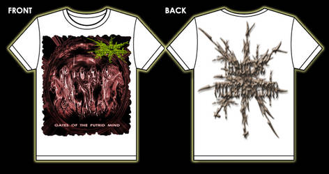 Brutal Mutilation t - shirt 2
