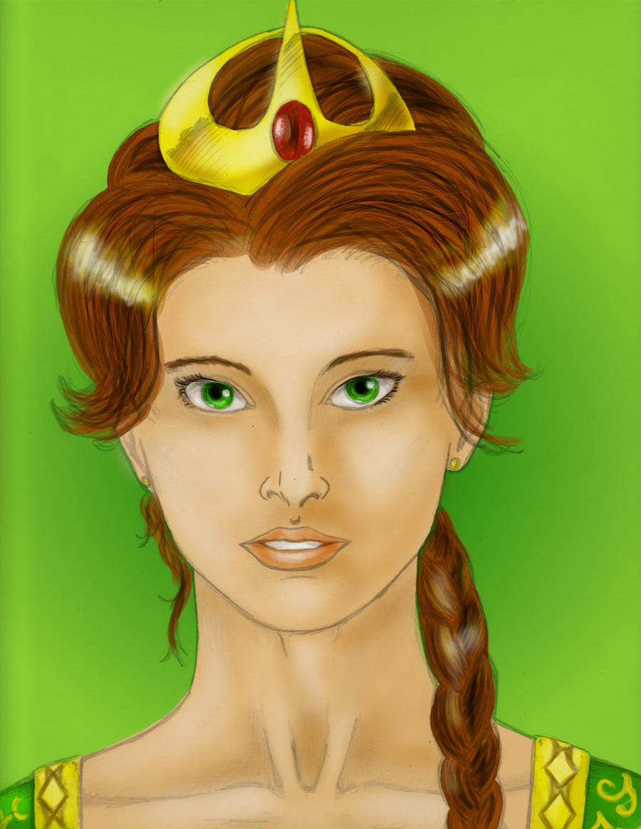 Princess fiona bing images - Princesse fiona ...