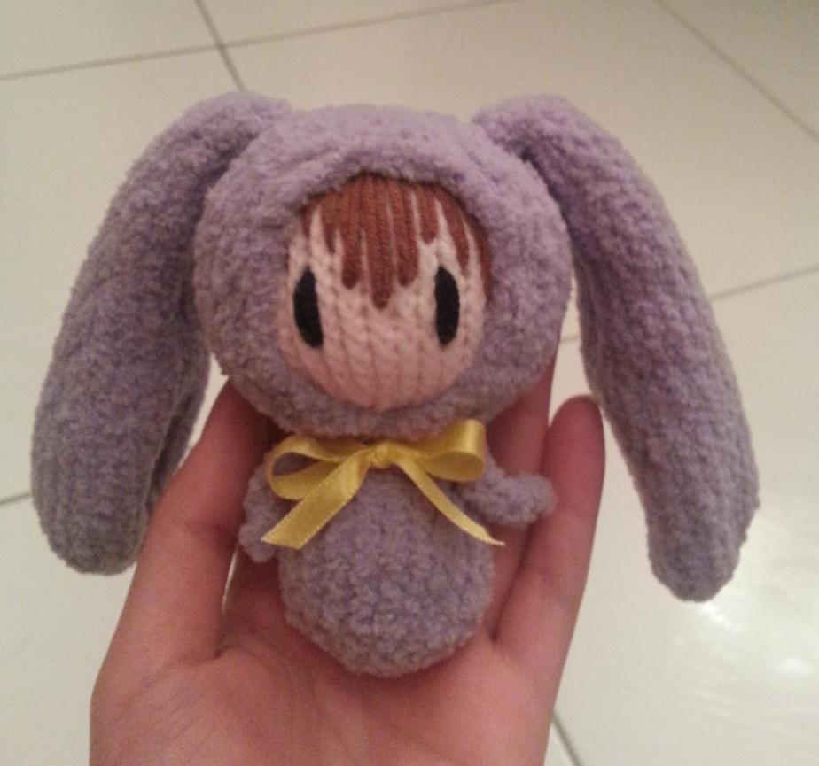 Little Bunny by shadow-bahar