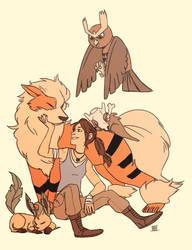 Lara's team