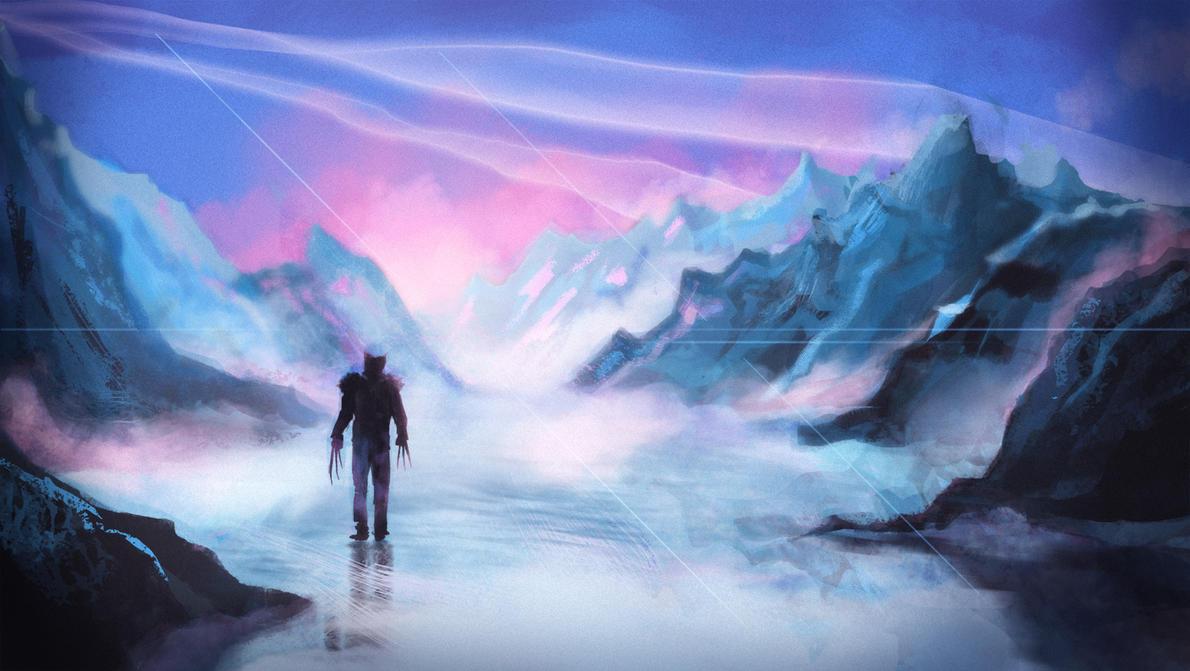 Arctic revenge by Jade-Rotten