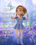 Kiki Valentine Outfit Colors, by GlassyLady by FantasiesRealmMarket