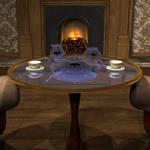 New 3Delight Mats for Charming Tea Set (freebie) by FantasiesRealmMarket