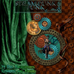 Steam Punk Junk, by GillB Graphics by FantasiesRealmMarket