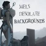 Mel's Desolate Backgrounds, by JustMel by FantasiesRealmMarket