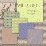 Seamless Wild Tiles, by Ngartplay (exclusive) by FantasiesRealmMarket