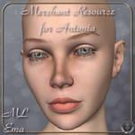 Ema Skin Resource for Antonia, by Mirella by FantasiesRealmMarket