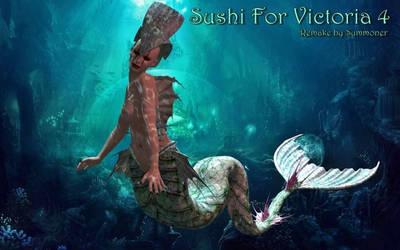 Sushi for V4, by Summoner (freebie) by FantasiesRealmMarket