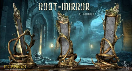 Root mirror, by Summoner (freebie)