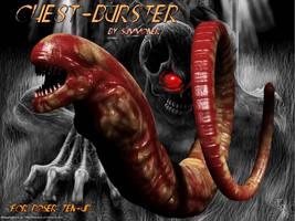 Chest burster, by Summoner (freebie) by FantasiesRealmMarket