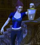 DWD Lantern (freebie), by Dreamweaver by FantasiesRealmMarket