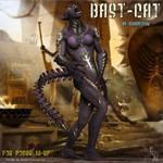 Bast Cat, by Summoner