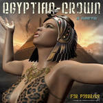 Egyptian crown, by Summoner