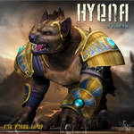 Hyena, by Summoner