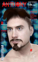 G8M M8 Anthony, by Farconville by FantasiesRealmMarket