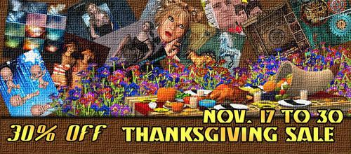November banner (3) by FantasiesRealmMarket