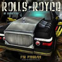 Rolls Royce, by Summoner by FantasiesRealmMarket