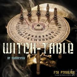 Witch Table, by Summoner by FantasiesRealmMarket