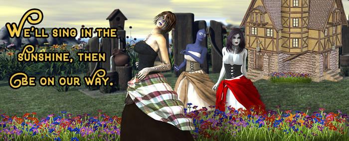 May Banner (1) by FantasiesRealmMarket