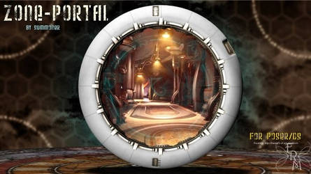 Zone Portal, by Summoner by FantasiesRealmMarket