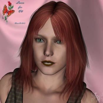 Laura V4, by Manic3d (exclusive) by FantasiesRealmMarket