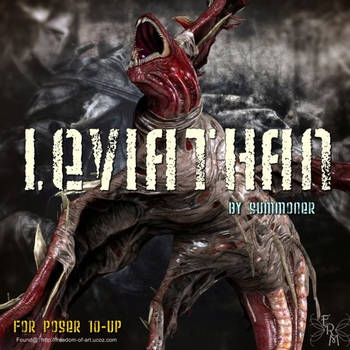Dead Meat: Leviathan (by Summoner) by FantasiesRealmMarket