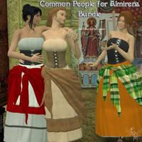 Common People: Almirena bundle, by Aelin (exclu) by FantasiesRealmMarket