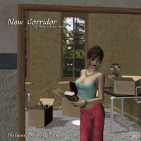 New Corridor for West Park, by Aelin (exclusive) by FantasiesRealmMarket