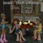 Talk Poses: Sadie, by Aelin (exclusive)
