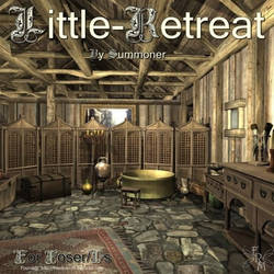 Little Retreat, by Summoner by FantasiesRealmMarket