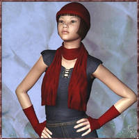 Cashmere Outfit V4/A4/M4/H4, by Prae